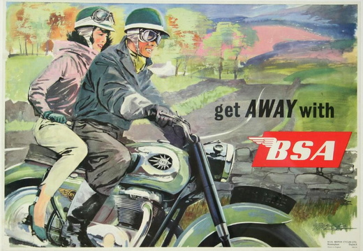 BSA-Motorcycle-History